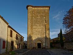Lot et Garonne - Eglise d'Aubiac