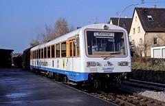 * WEG  Triebzüge  VT 401  bis  VT 415