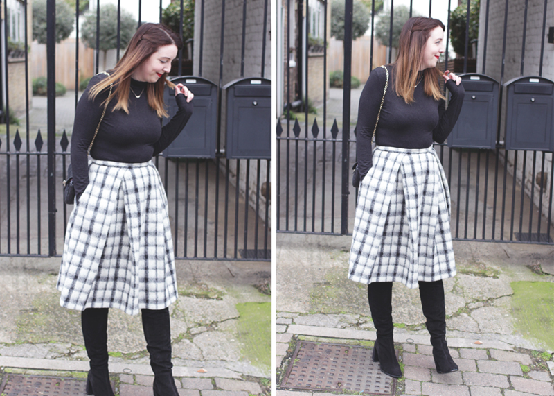 How to wear Midi Skirts, Bumpkin Betty