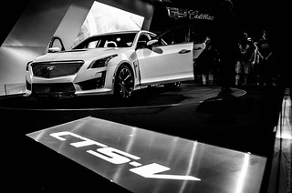 Chi' Autoshow 15': Fast Caddys