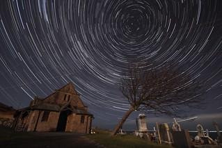 Star swept - great orme Llandudno