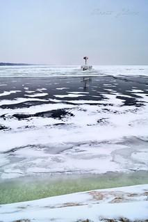 Frozen Waterway - DSC06204RPS