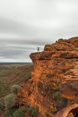 Kings Canyon, Watarrka National Park, Australia.