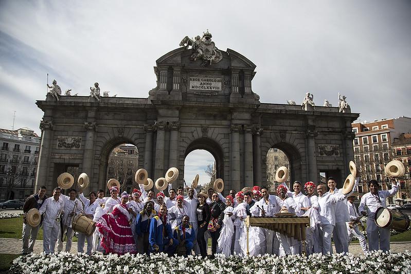 Cali y el Pacífico llenaron de color y alegría a Madrid