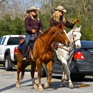 Salt Grass Trail Riders !