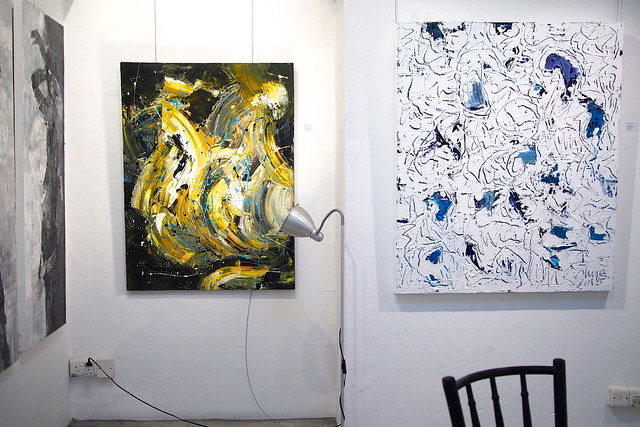 d'Art Studio - Dick Lim (Chye). ArtWalk@Wessex 2015, Wessex Estate, Portsdown Road, Singapore