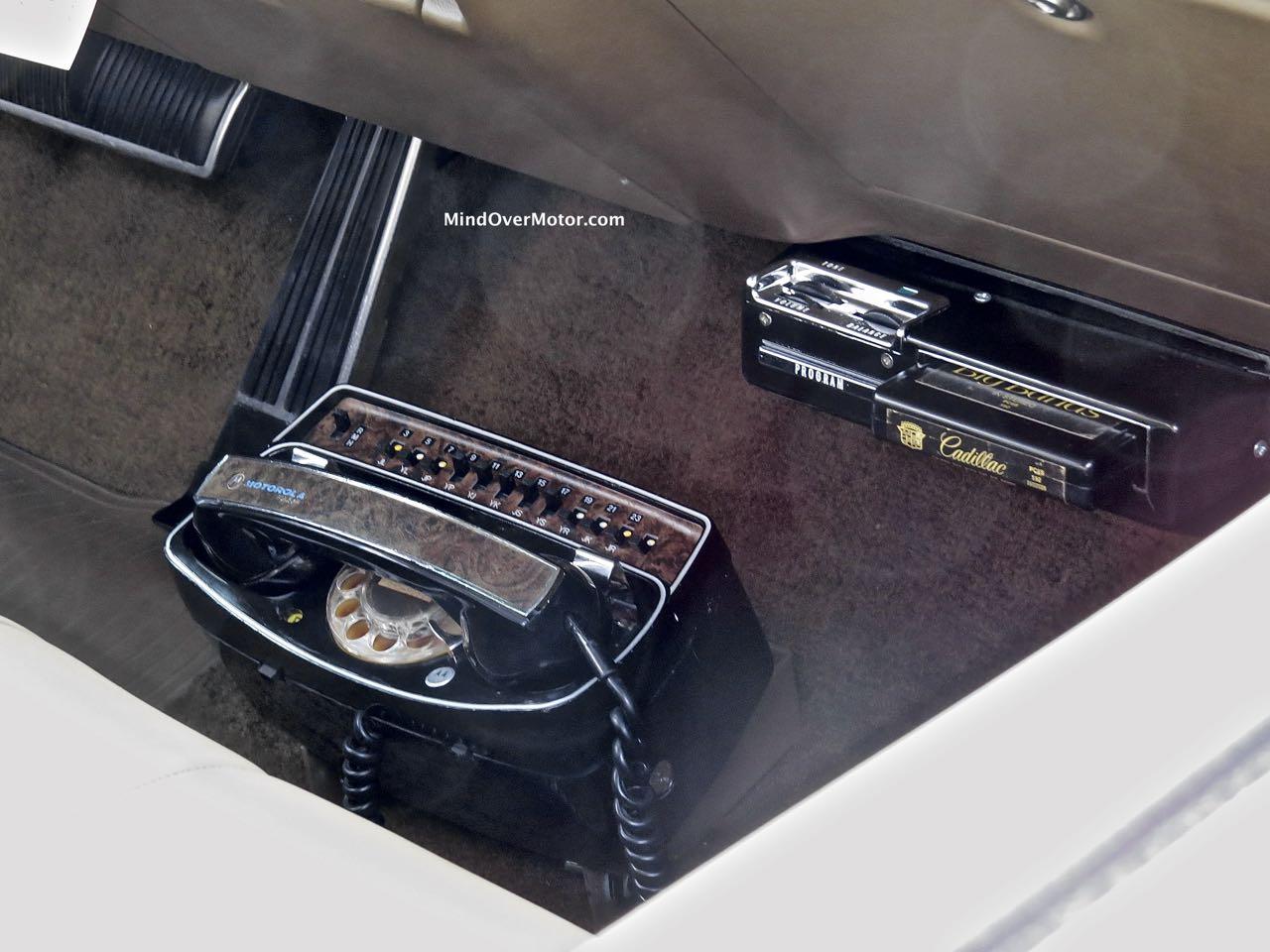1968 Cadillac Eldorado Telematics