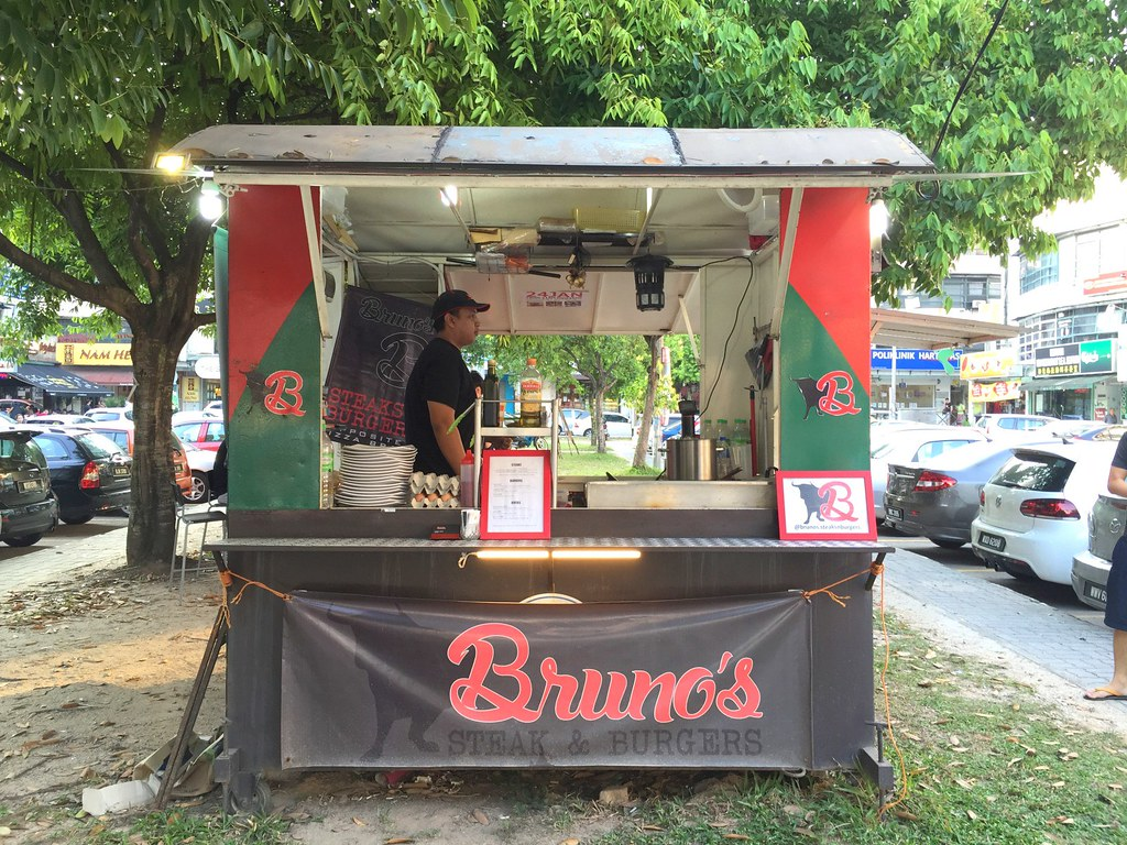 Cheap steaks - Bruno Steaks & Burgers Desa Sri Hartamas