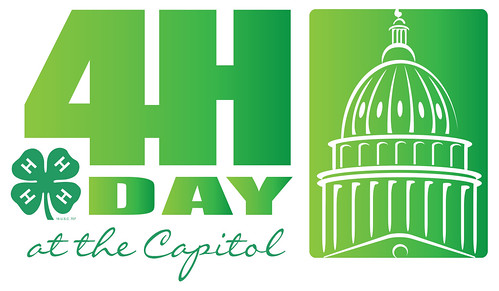 4H Day at the Capitol art