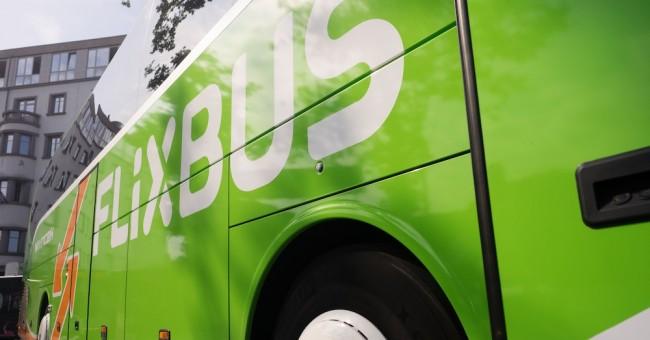 Do Švýcarska se zelenými autobusy FlixBus