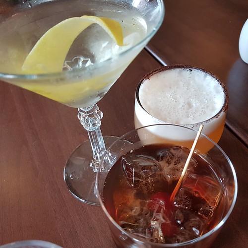 Most excellent Kissa Tanto cocktails 20160719_175108