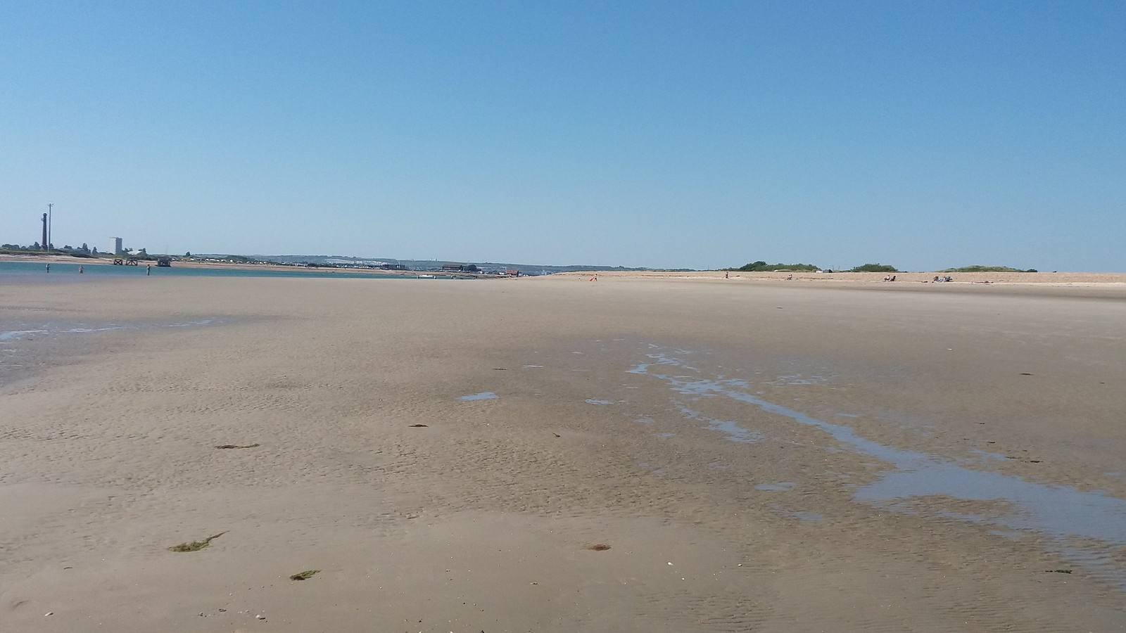 20160719_154644 Gunner Point beach at mid tide