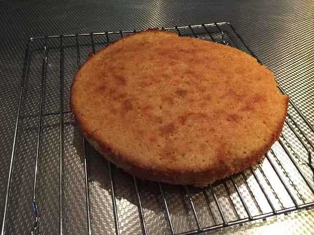 Constance Spry Orange Cake