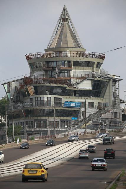 Odd architecture