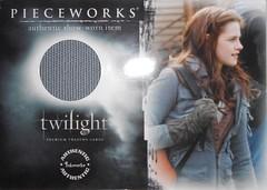 Twilight PW1 - Kristen Stewart as Bella Swan