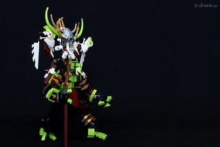 MOC - Witch Doctor