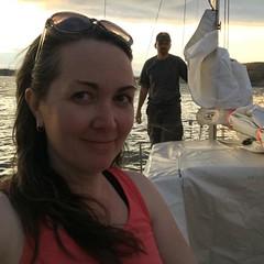 My life. <3 #love #coloradosailing #sailing lakesailing