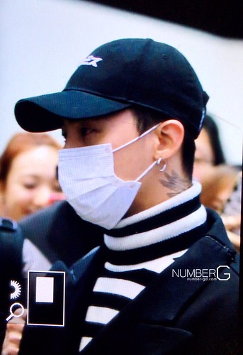 Big Bang - Gimpo Airport - 31dec2015 - Number G - 02