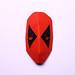 Deadpool Mask by IG: bartfartsart