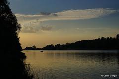 Desna River, Kiev