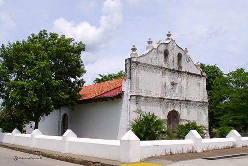 templo colonial nicoya guanacaste church old vintage costarica patrimonio monument catholic