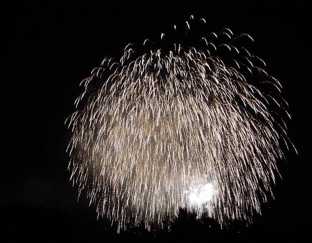 Fireworks, 7-4-2016-Kingston, NY