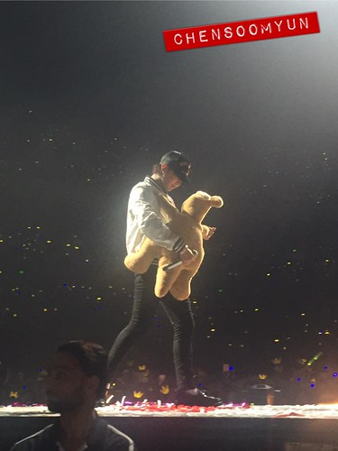 Big Bang - Made Tour 2015 - Sydney - 17oct2015 - chensoomyun - 08