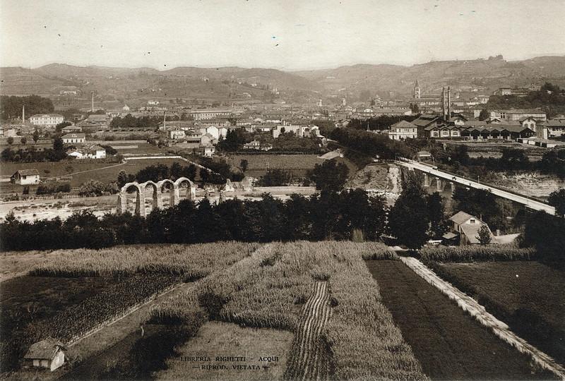 Panorama, Acqui Terme, Italy
