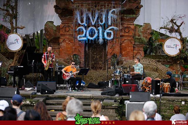 Ubud Village Jazz Festival 2016 - Julian Banks