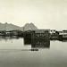 Frå Svolvær mot Svinøy og lille Molla by Noregs geologiske undersøking