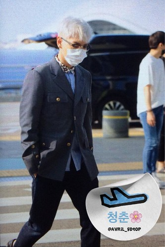 Big Bang - Incheon Airport - 07aug2015 - avril_gdtop - 02