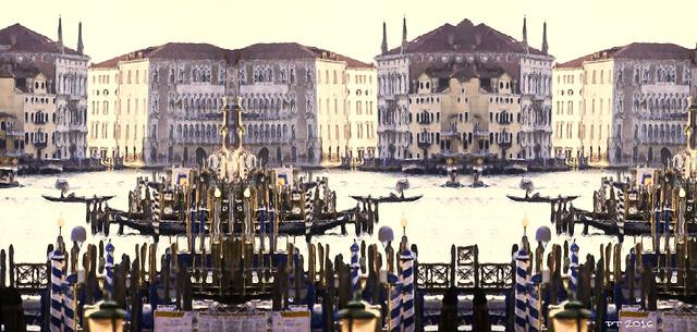 Venice in the Spring.