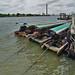 lightroom_4881_ _ bateaux longue queue sur la Chao Phraya à Bangkok by jpboiste