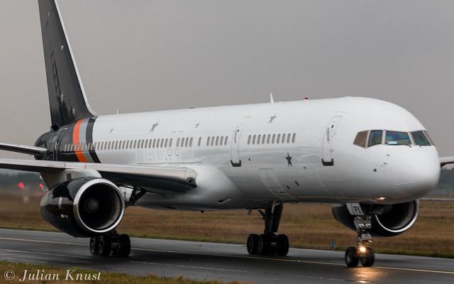 Titan Airways / G-ZAPX / Boeing 757-256