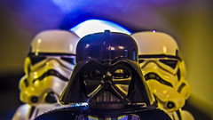 Vader and the Stormtroopettes