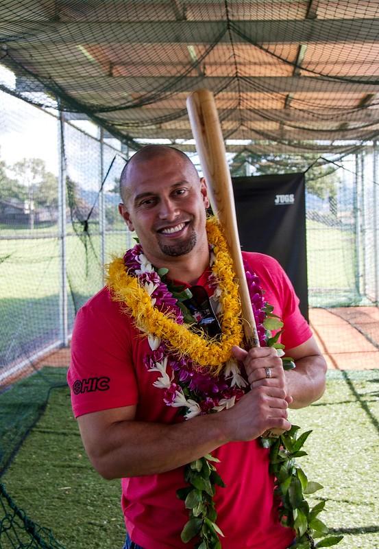Flyin Hawaiian Cookies To Benefit Shane Victorino Foundation