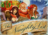 Online The Naughty List Slots Review