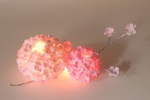 Hydrangea Ball Centerpiece - Zipper 8 Lighting