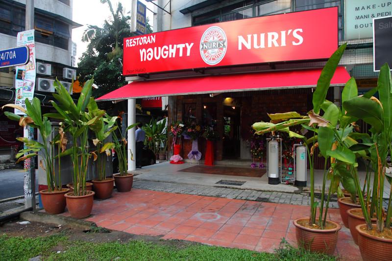 Naughty Nuri's Desa-Sri-Hartamas