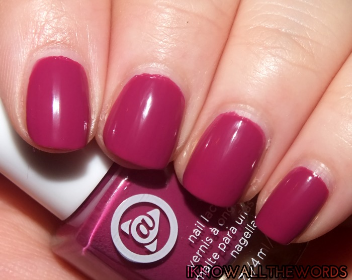 mary kay at play nail trio- pink hottie