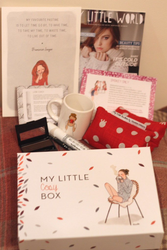 My Little Box November