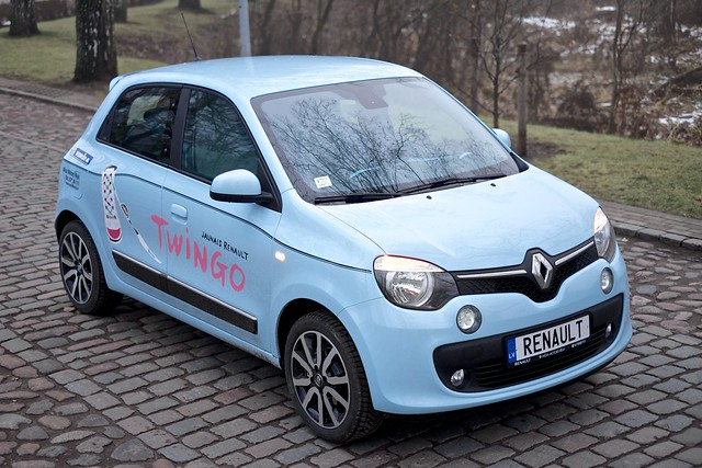 Twingo (Mk3) - Renault
