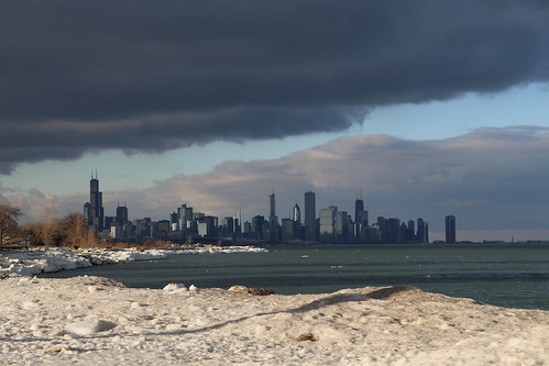 Shades of Blue, Chicago