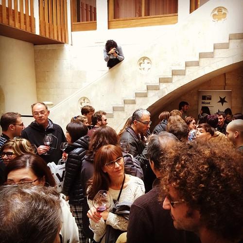 Ambient al 4t #Most&Blogs #Penedesfera #6InstameetPenedès #mostfestival