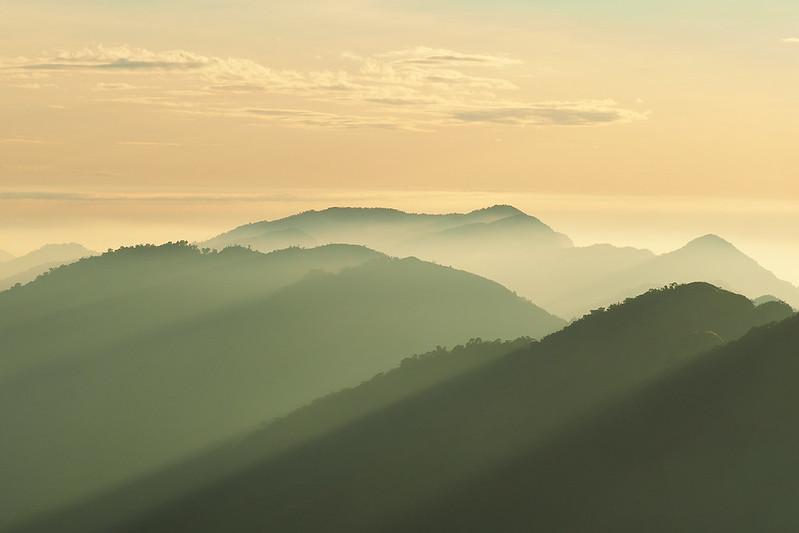 Sunset|阿里山 隙頂