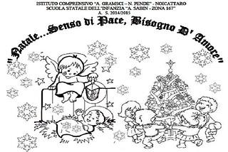 Noicattaro. Eventi Natale Pende front