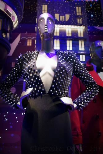 lécher les vitrine ~ Paris ~ 2014