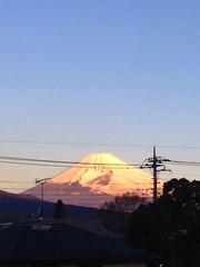 Mt.Fuji 富士山 12/27/2014