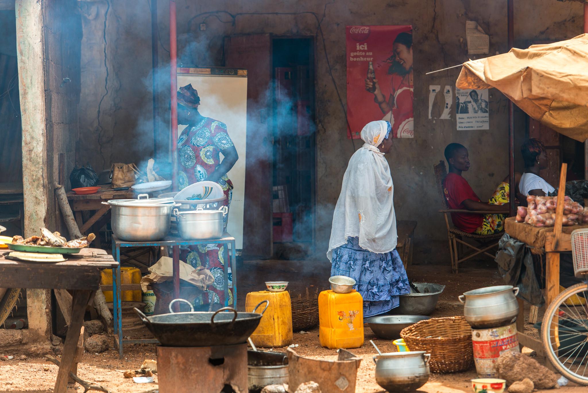 Street Cooks