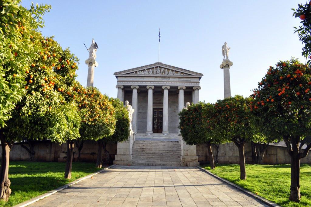 Biblioteca Nacional, la Universidad y la Academia atenas en 2 días - 15993663693 f9276fce2c b - Qué ver en Atenas en 2 días